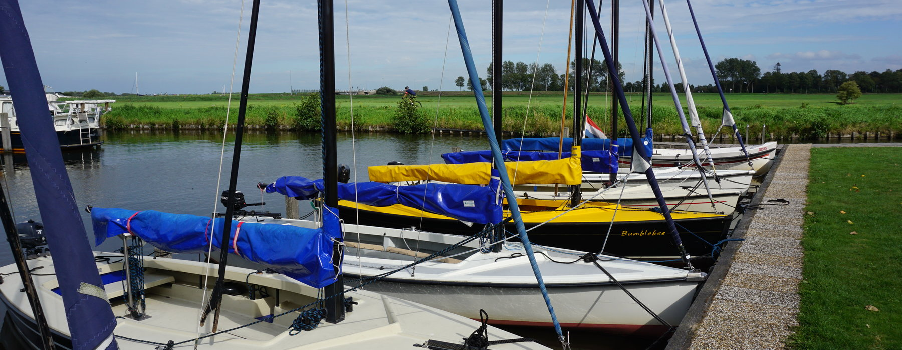 Segelboot mieten in Friesland