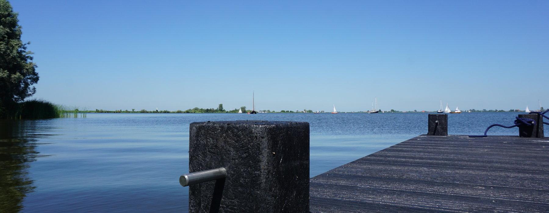 tourboot angelboot mieten in friesland de hoek watersport
